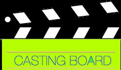 Casting board