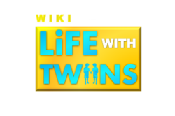 Life With Twins (White Background)