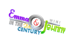 Emma & Johnny in the 21st Century (Png Logo)