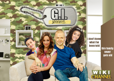 G.I. Jennings Season 2 Poster