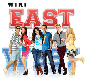 East Meets West cast picture