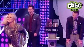 Is this the fastest ever macarena on Sam & Mark's Big Friday Wind-Up?