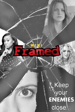 Framed Movie Poster(mono)