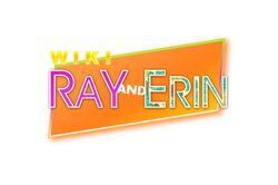 Ray and Erin Logo White Background
