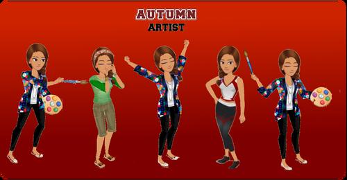 Autumn High School Story Season 2
