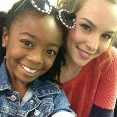 This adorable throwback selfie of <a href=