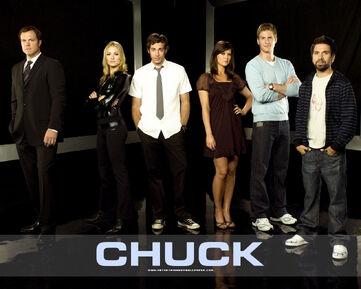 Chuck promo