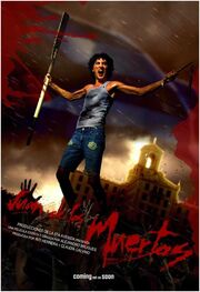 Capa do filme Juan dos Mortos