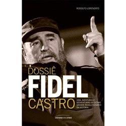 Livro Dossiê Fidel Castro