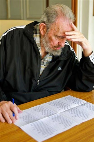 Fidel Castro 2011