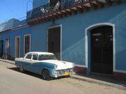 Carro cubano