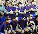 1979. Final de la Recopa de Europa. FC Barcelona - Fortuna de Düsseldorf