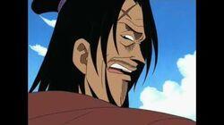 Antoine Nouel sur One Piece