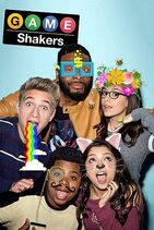 Série - Game Shakers - 2015-2019
