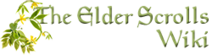 Wiki-wordmark The Elder Scrolls Wiki
