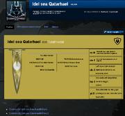 Idel sea Qatarhael профайл TesWiki hu