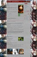 Ведьмак Вики Статья о персонаже
