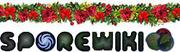Невыбранный новогодний логотип Spore Wiki