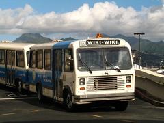 Автобус Wiki Wiki