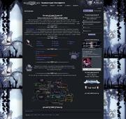 Hollow Knight Wiki оформление от Plizirim