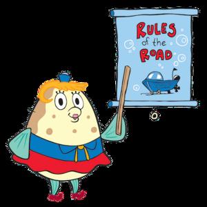 Sra Puff de Bob Esponja