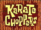 Karatecas Fatiadores