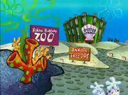 Lugar - Zoo da Fenda do Bíquini