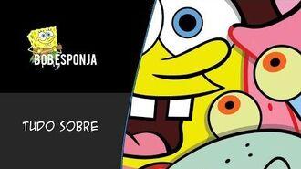 TUDO SOBRE - Bob Esponja-1405723968