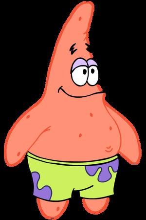 Patrick Estrela de Bob Esponja