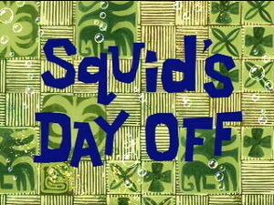 300px-Squid's Day Off