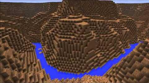 Minecraft History of the Universe