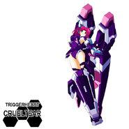 TH 5th Anniversary - Crueltear by 超絶野朗