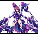Triggerheart Exelica Enhanced: Crueltear Story Mode (English Script)