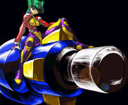 Player 2 Striker Pilot and Gambit