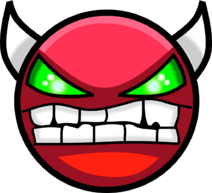 Geometry Dash Demon Icon