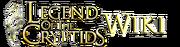 Legend of the Crytids Wordmark