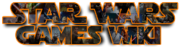 Star Wars Games Wordmark
