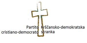 Cristian Democratic Party Logo