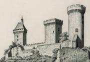 Pisona Castle Ruins