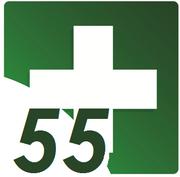 Logo of 55 Plus
