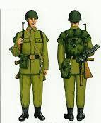 Soldiers Uniform 1975