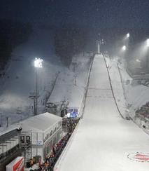 Bela Gora Ski Jum Ramp