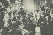 Protestors in 1982