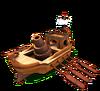 Mortar Ship
