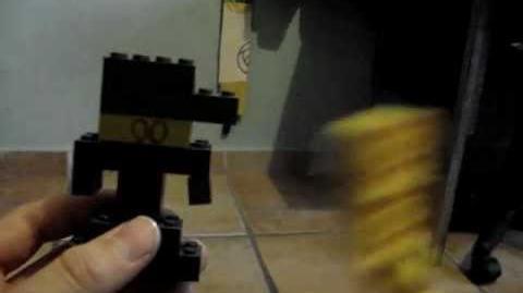 LegoBob EP 7- Dustin el Lego