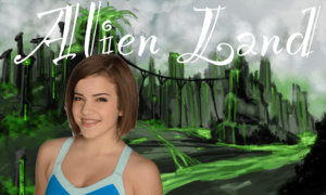 Alien Land Cover