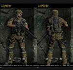 Enhanced Medium Armor (Bulldog Mk II Reinforced Fiber)