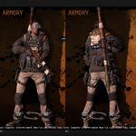 Heavy Armor (Steel Reinforced Ballistic Vest)