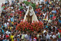 Virgen del carmen 0