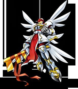 Clavis Angemon